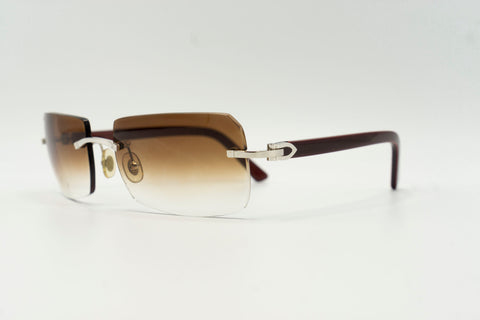 Cartier C Decor 'Plastics' - Brown Gradient