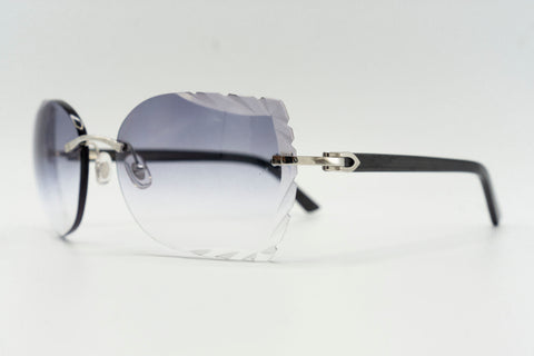 Cartier C Decor 'Plastics' - Grey Gradient
