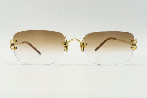 Cartier C Decor 'Scala' - Brown Gradient