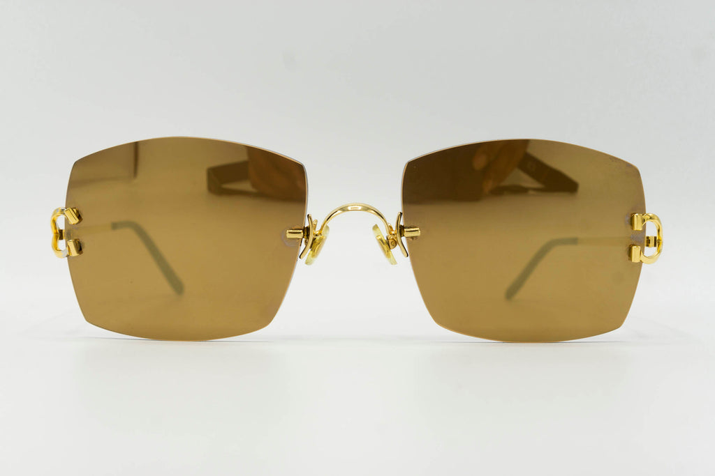 Cartier C Decor 'Scala' - Gold Flash