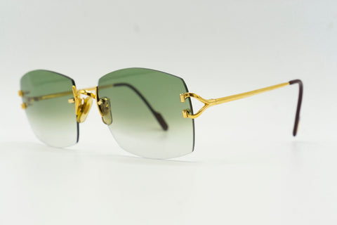 Cartier C Decor 'Scala' - Green Gradient