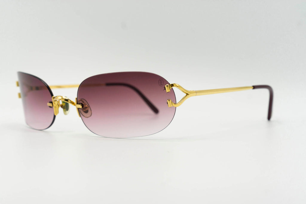 Cartier C Decor 'Scala' Limited Edition - Merlot Gradient