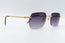 Cartier C Decor 'Titanium' - Purple Gradient