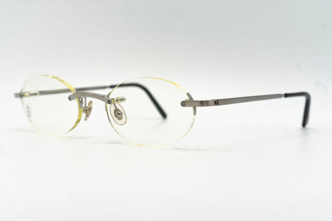 Cartier C Decor (Titanium) - Clear Lens