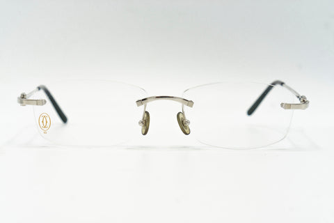 Cartier C Decor (Horseshoes) - Clear Lens
