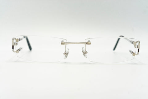 Cartier C Decor - Clear Lens