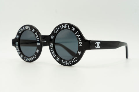 Chanel 01944 94305 - Solid Black