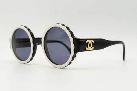 Chanel 03524 C0229 - Black & White