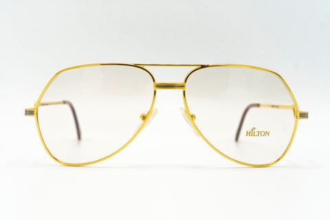 Hilton Exclusive 04 527 20k Gold Plated
