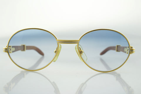Cartier Semi-Rimless