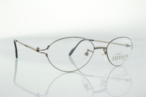 Life by Tiffany Lunettes WT100 C8 23k Gold Plated