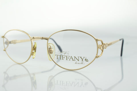 Life by Tiffany T387 C4 23k Gold Plated