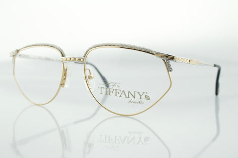 Life by Tiffany T/112 C1 Platinum 23k Gold Plated