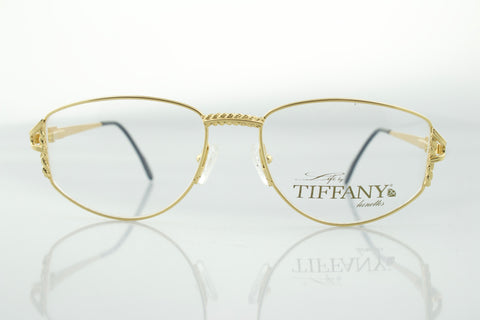 Life by Tiffany T342 C4 23k Gold Plated