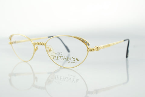 Life by Tiffany T414 C4 23k Gold Plated