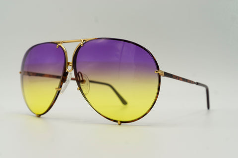 Porsche Design by Carrera 5623 - Purple & Yellow Gradient