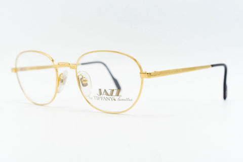 Tiffany Lunettes Jazz TJ15 C4 23k Gold Plated