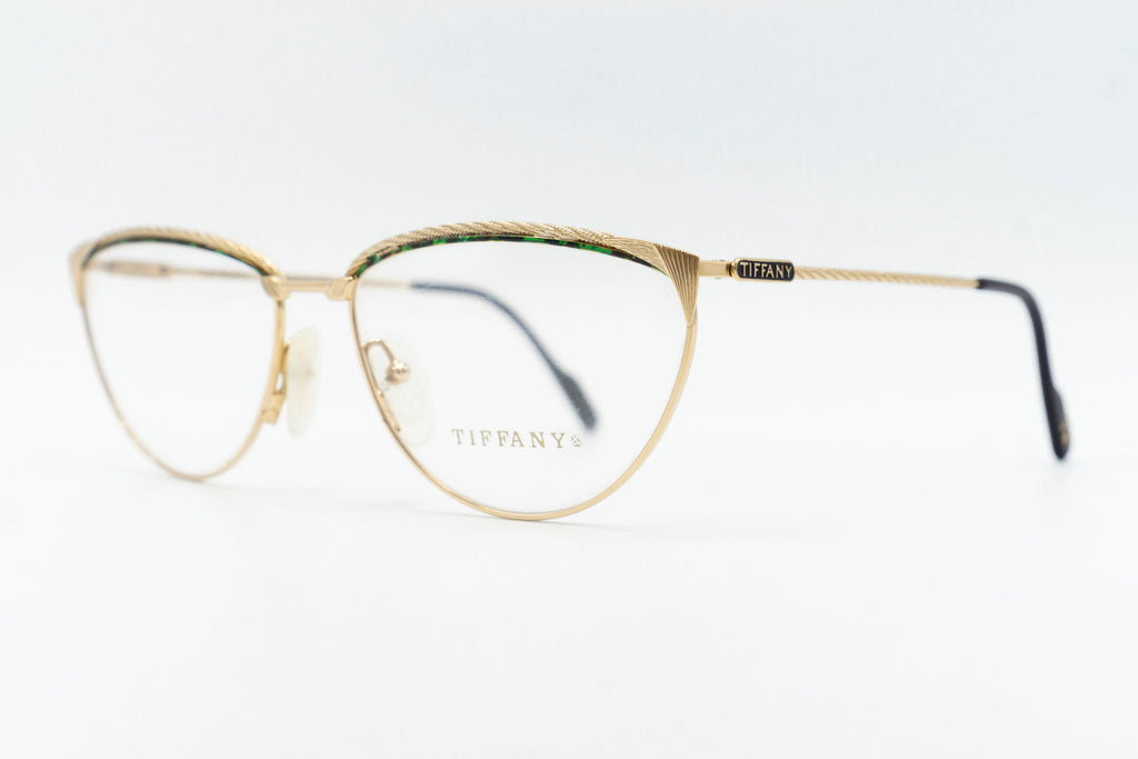 Tiffany Lunettes T001 C2 Rose Gold