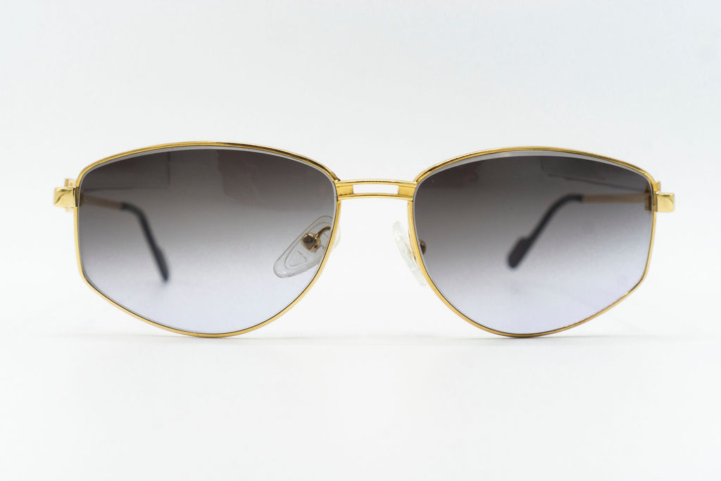 Tiffany Lunettes T1/04 C4 23k Gold Plated