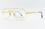 Tiffany Lunettes T384 C4 23k Gold Plated