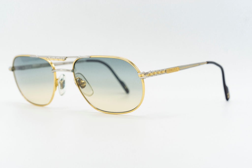 Tiffany Lunettes T496 C1 23k Gold Plated