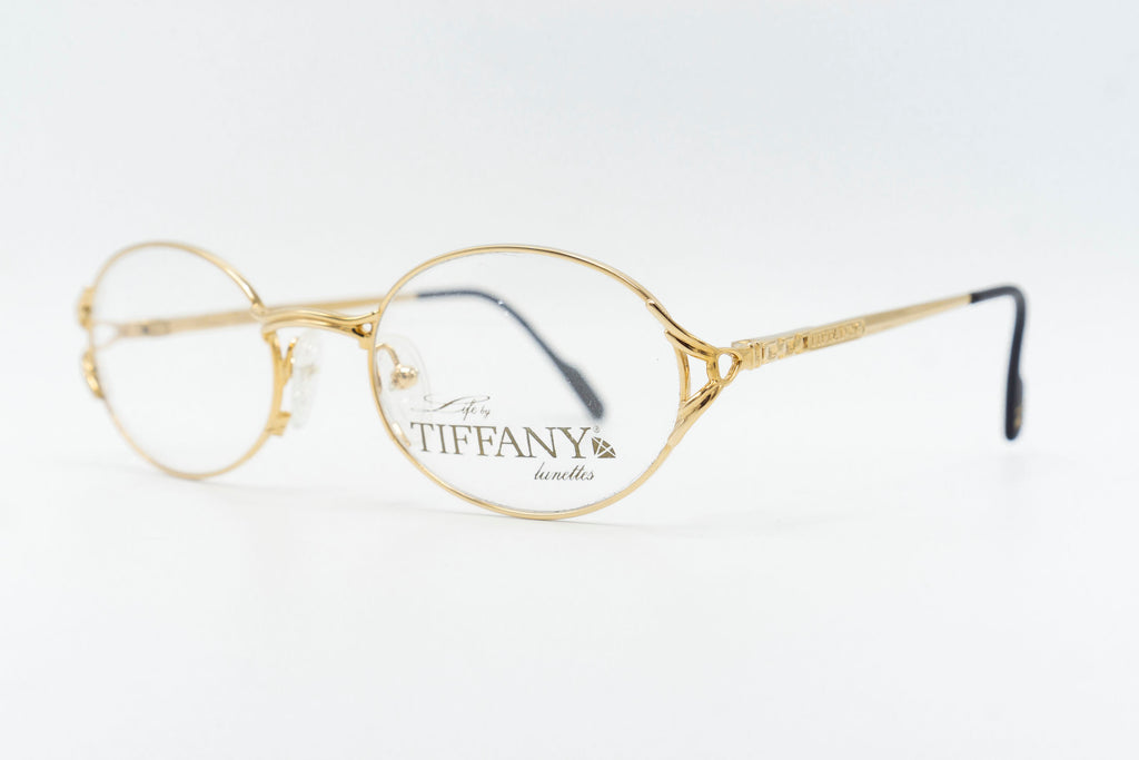 Tiffany Lunettes T567 C4 23k Gold Plated
