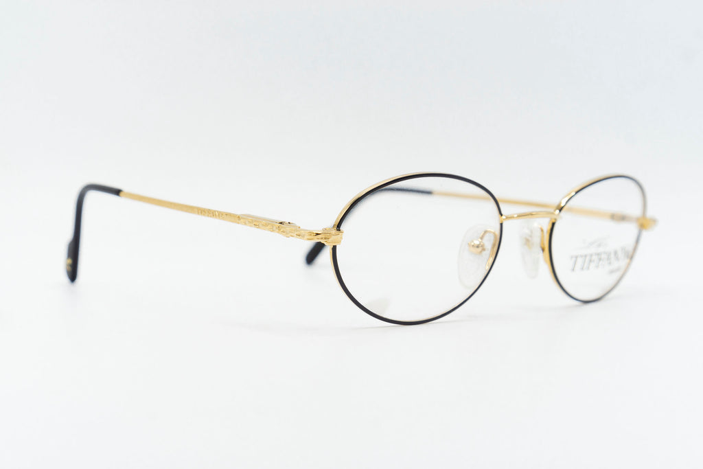 Tiffany Lunettes T629 C5 23k Gold Plated