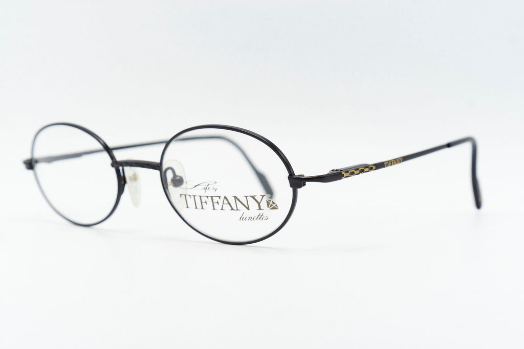 Tiffany Lunettes T661 C5 23k Gold Plated