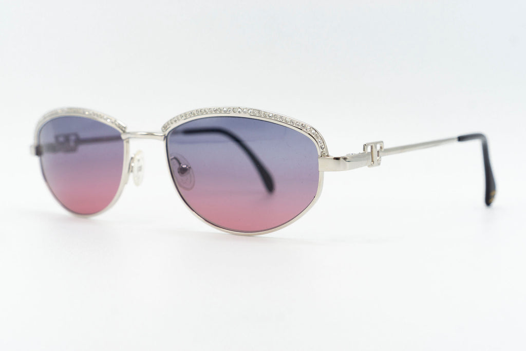 Tiffany Lunettes T789 C10 23k Gold Plated