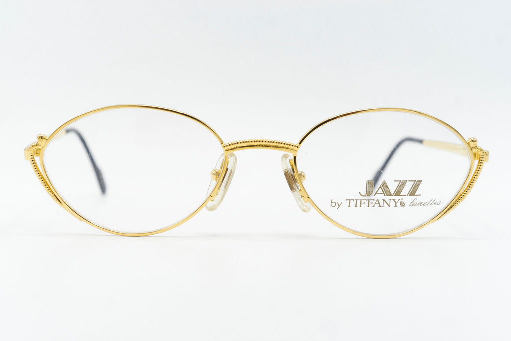 Tiffany Lunettes TJ02 C4 23k Gold Plated