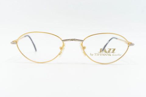 Tiffany Lunettes TJ51 C37 23k Gold Plated