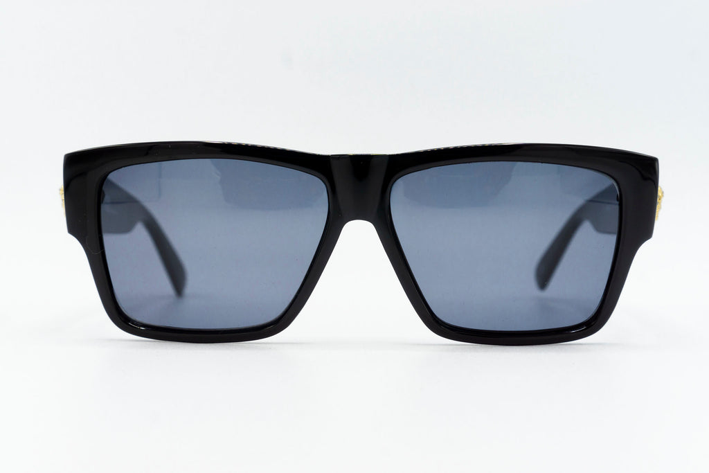 Gianni Versace 372/DM - Solid Black