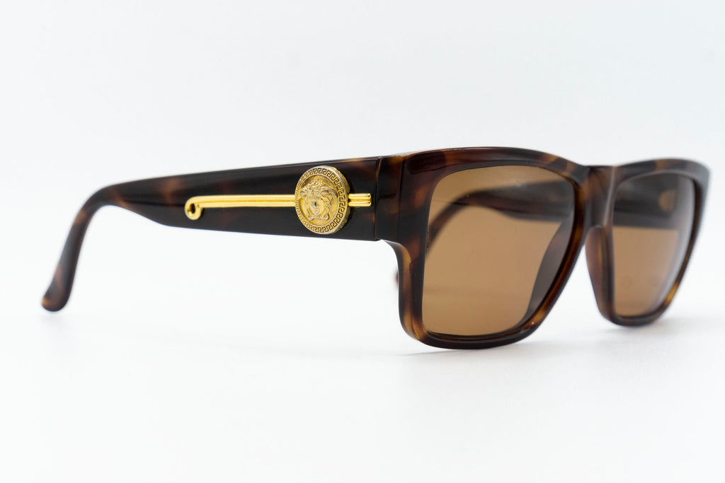 Gianni Versace 372 - Solid Brown