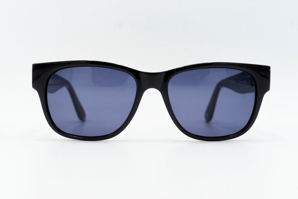 Gianni Versace 411/A - Solid Black