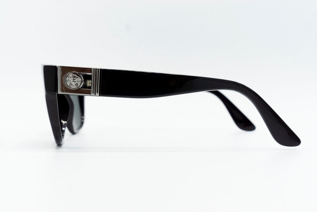 Gianni Versace 411/G - Solid Black