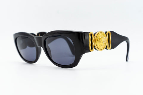Gianni Versace 413/A - Solid Black
