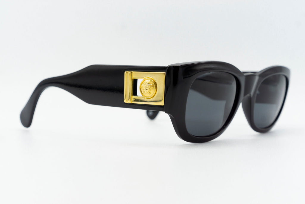 Gianni Versace 413/C - Solid Black