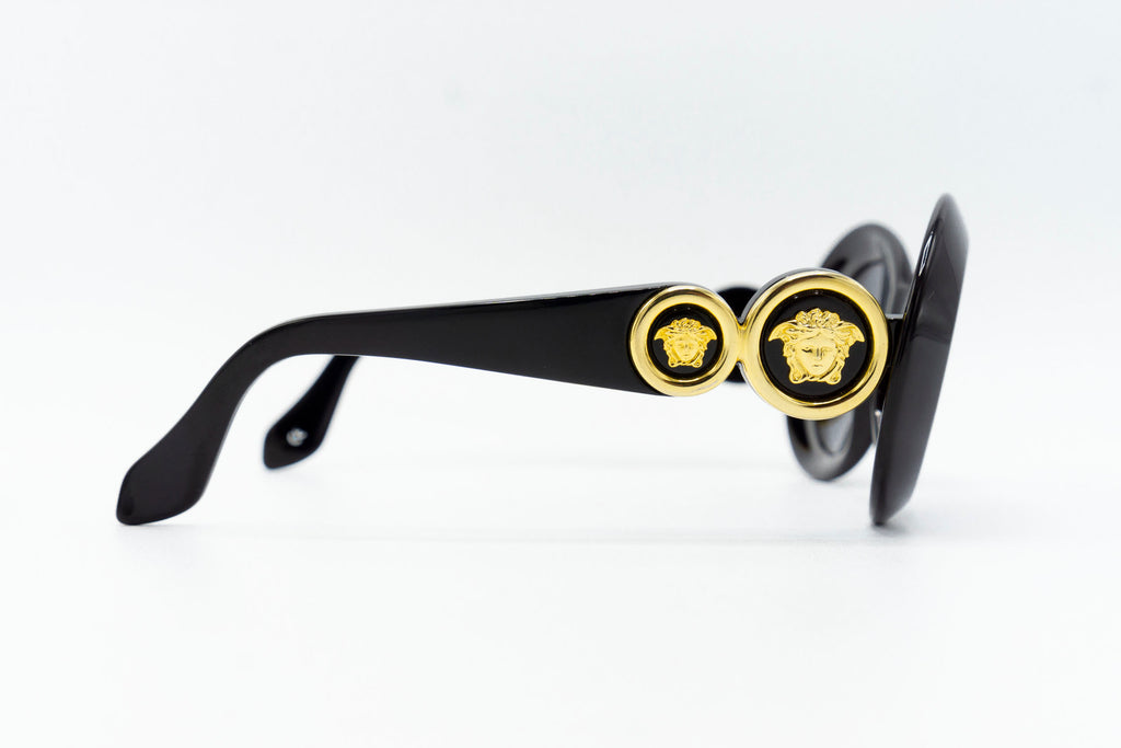 Gianni Versace 418 - Solid Black