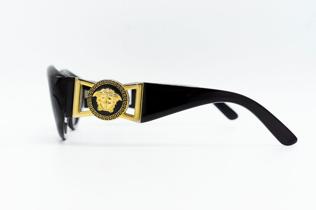 Gianni Versace 424/M - Solid Black
