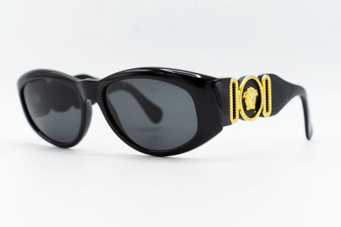 Gianni Versace 424/B - Solid Black