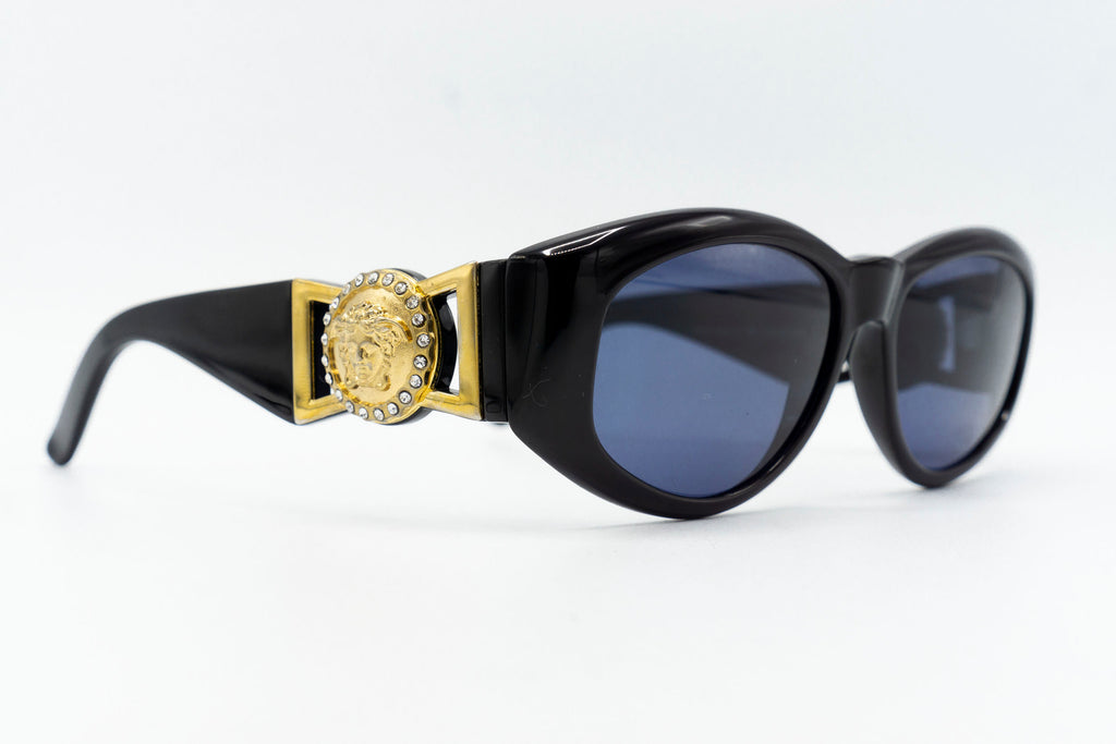 Gianni Versace 424/C - Solid Black