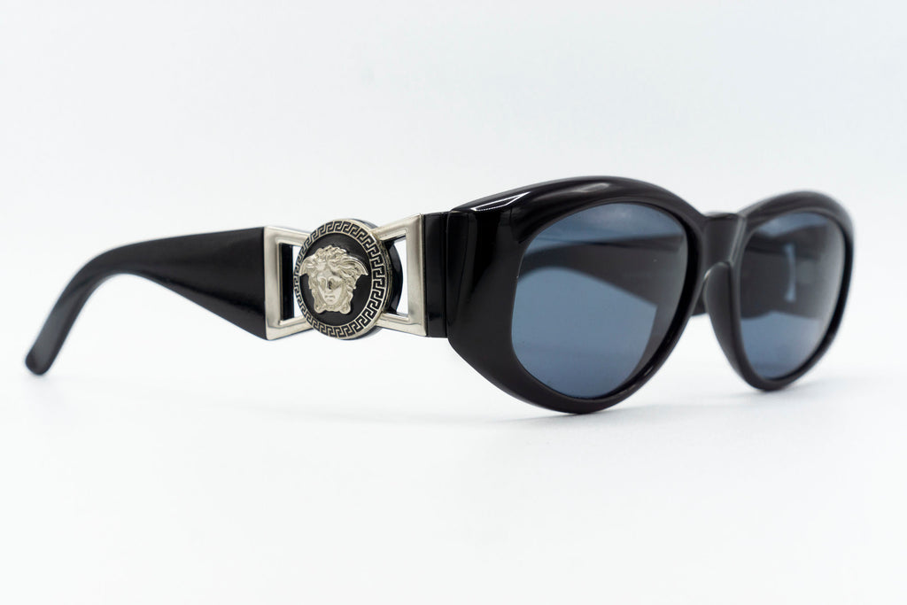 Gianni Versace 424/S - Solid Black