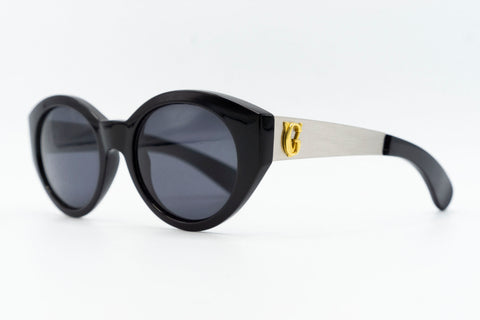 Gianni Versace 463 - Solid Black