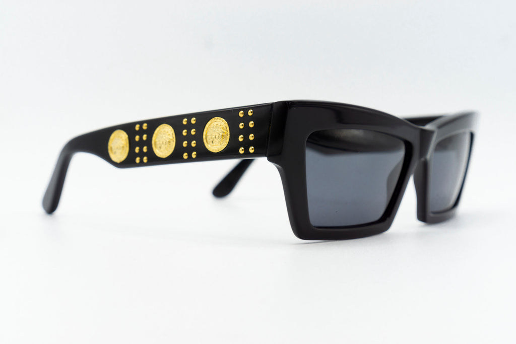 Gianni Versace S16 - Solid Black