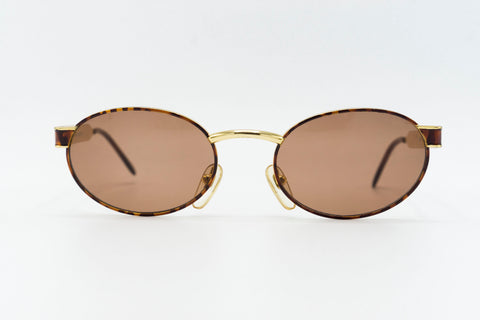 Gianni Versace S58 - Solid Brown