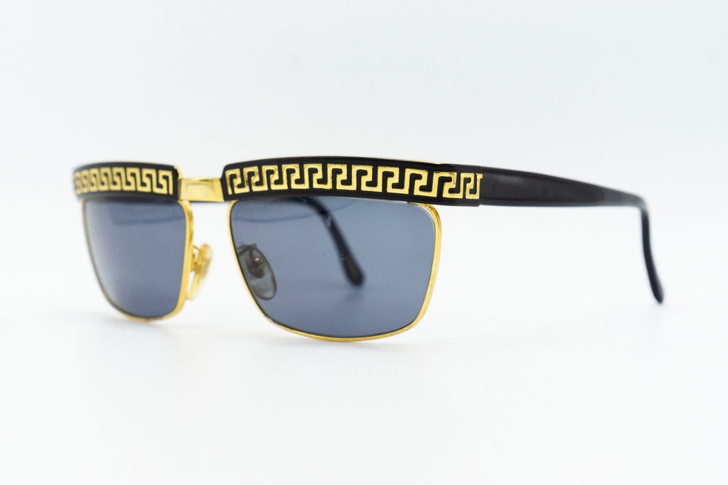 Gianni Versace S82 - Solid Black