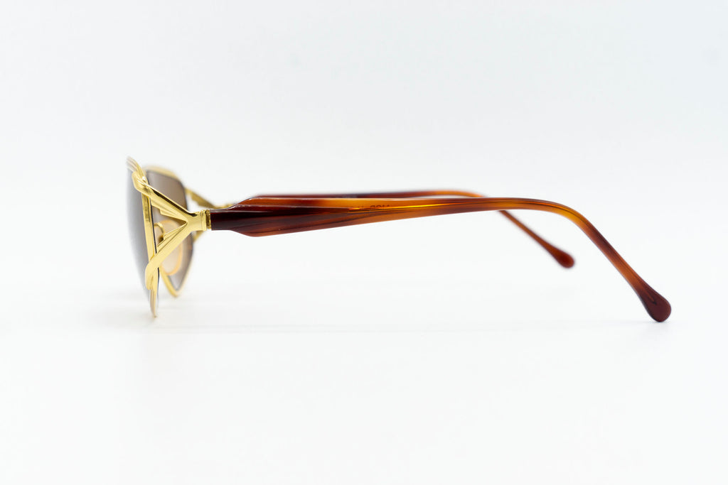 Gianni Versace V23 - Solid Brown