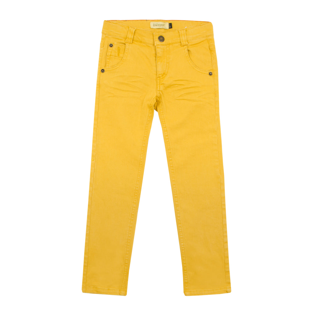 JB Big Boy Yellow Pants