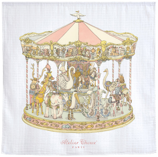 Atelier Choux Carousel Swaddle