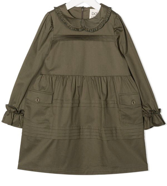 DouDou FW20 Military Dress